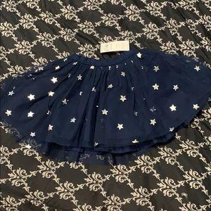 NWT Carter's tutu skirt.  2/0249